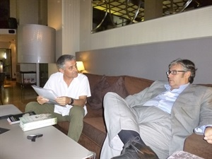 01.Bruno Montano de Trabalibros entrevista a Juan Manuel de Prada
