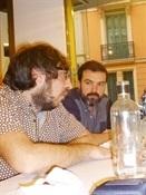 10.Bruno Montano de Trabalibros entrevista a Javier Ikaz y Jorge Díaz