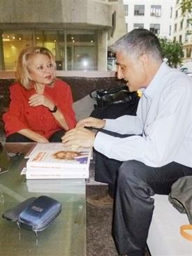 00.Bruno Montano de Trabalibros entrevista a Mayra Gómez Kemp