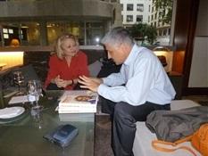 11.Bruno Montano de Trabalibros entrevista a Mayra Gómez Kemp