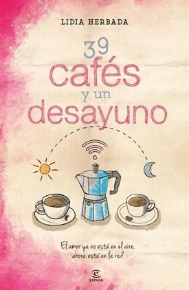 39 cafés y un desayuno (Lidia Herbada)-Trabalibros
