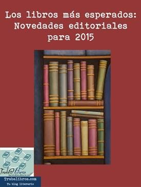 Novedades editoriales 2015-Trabalibros