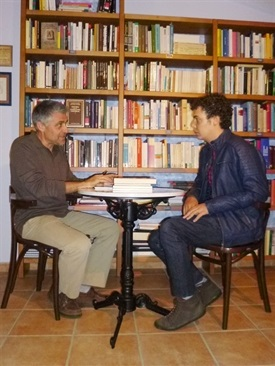 00.Bruno Montano de Trabalibros entrevista a Josep Cister Rubio