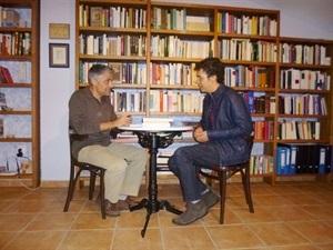 01.Bruno Montano de Trabalibros entrevista a Josep Cister Rubio