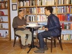 07.Bruno Montano de Trabalibros entrevista a Josep Cister Rubio