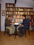 08.Bruno Montano de Trabalibros entrevista a Josep Cister Rubio