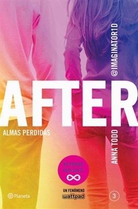 After 3. Almas perdidas (Anna Todd)-Trabalibros