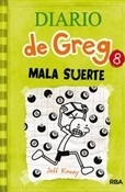 Diario de Greg 8. Mala suerte (Jeff Kinney)-Trabalibros