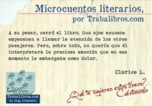 Microcuento literario 3-Trabalibros