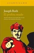 El profeta mudo (Joseph Roth)-Trabalibros