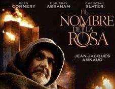 01.Película El nombre de la rosa-Trabalibros