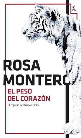 El peso del corazón (Rosa Montero)-Trabalibros