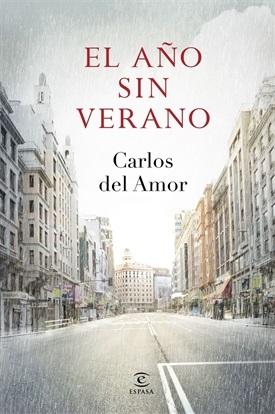 El año sin verano (Carlos del Amor)-Trabalibros